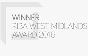 Winner RIBA West Midlands Award