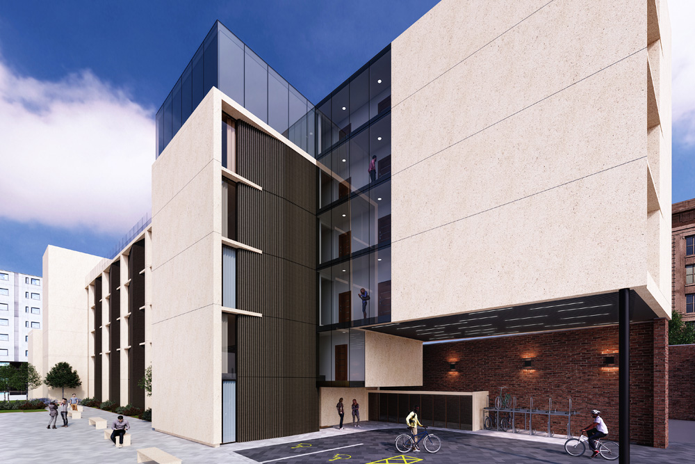 Architect Student Accommodation