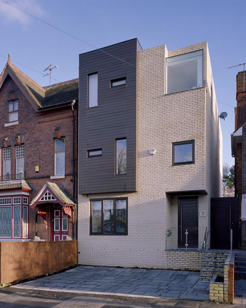 Birmingham House Architect