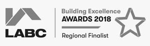 LABC Building Excellence Award 2018